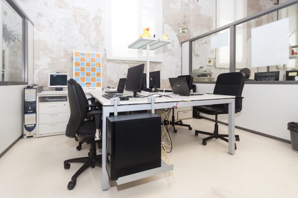 diseño y desarrollo web oficina indexDesarrollo