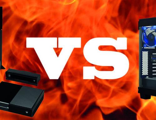 PC vs consolas: ¿Se acerca el fin de la videoconsola?