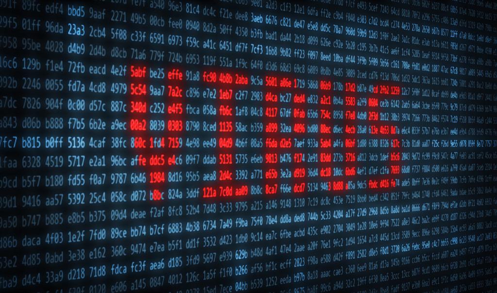 Virus ransomware en el correo electrónico