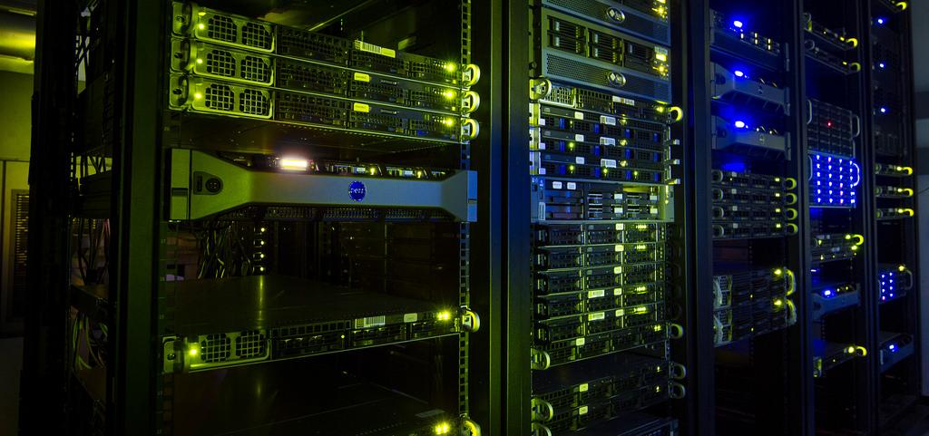 alojamiento web servidor