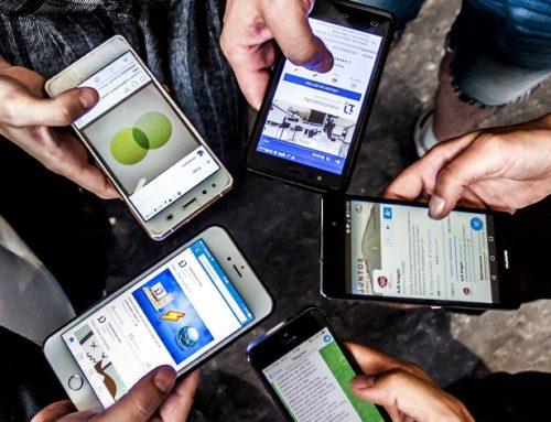 Consejos en redes sociales para difusión de webs