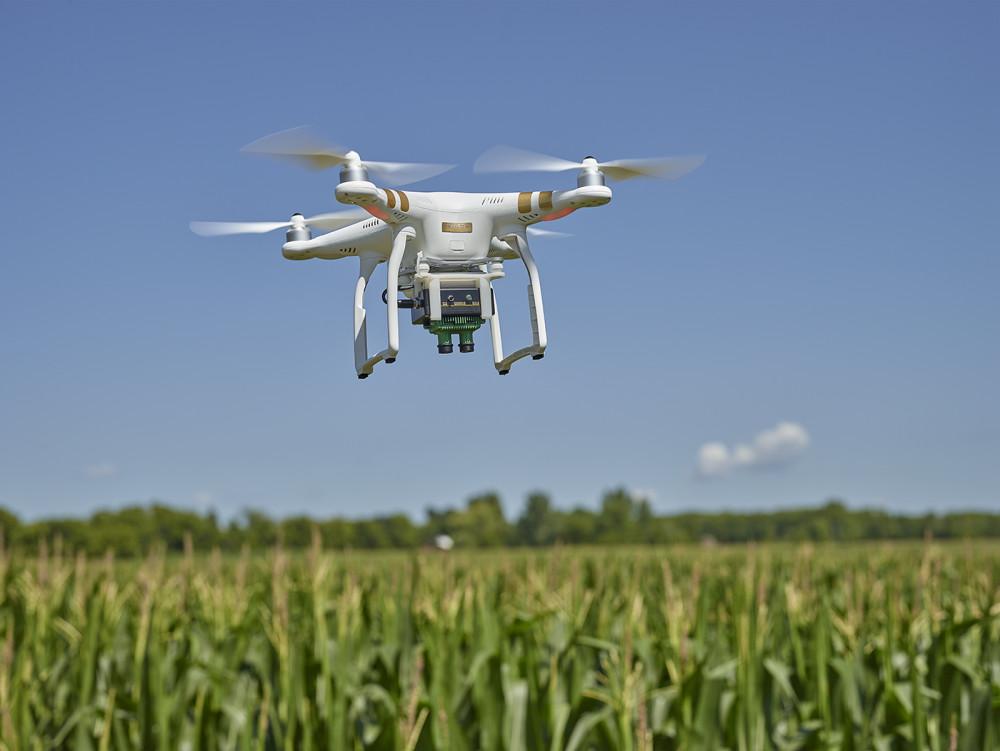 eficiencia de los ordenadores dron