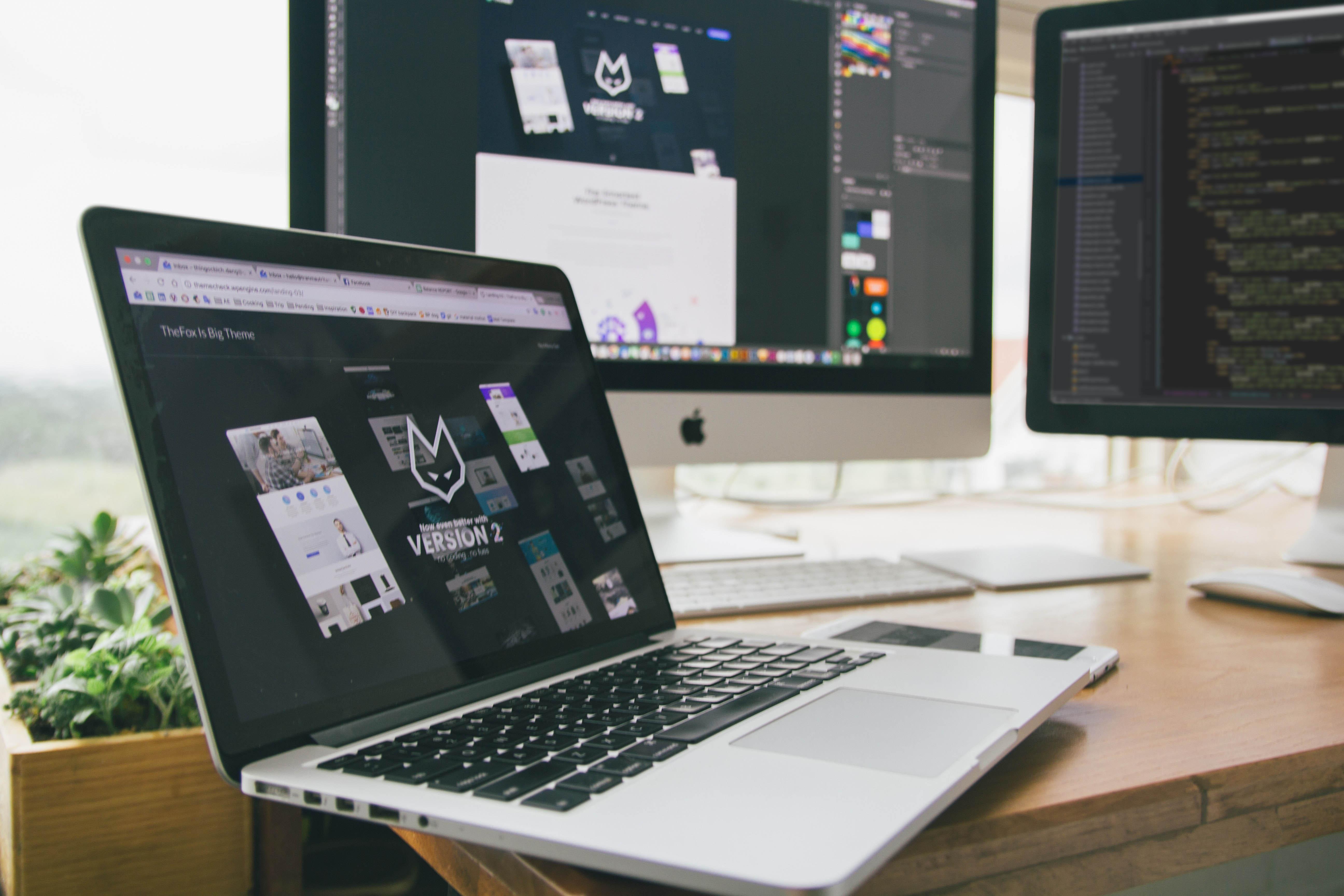 Diferencia entre desarrollo y diseño web