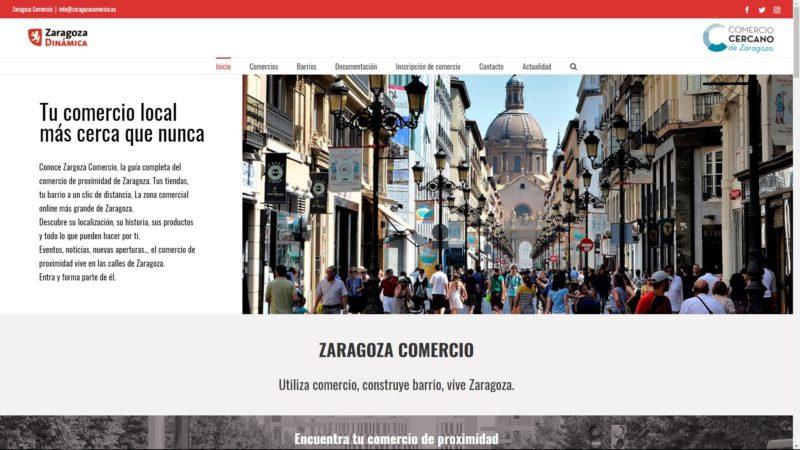 Nueva web para el comercio