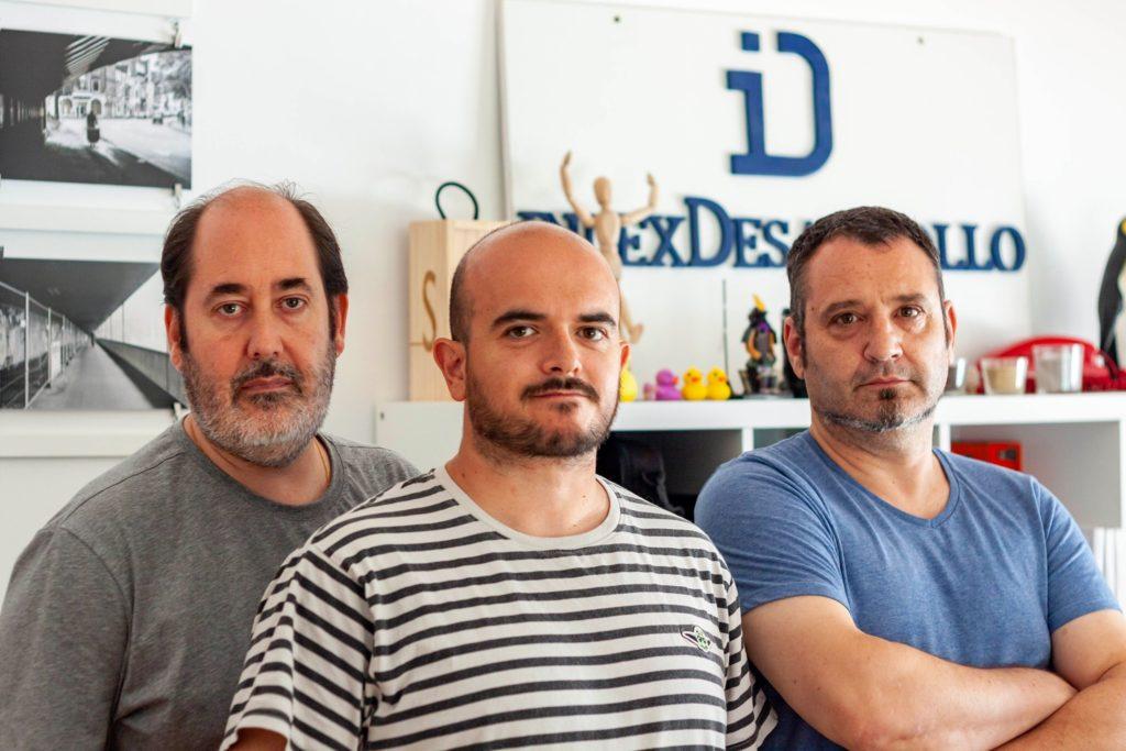 equipo indexDesarrollo diseño web desarrollo web
