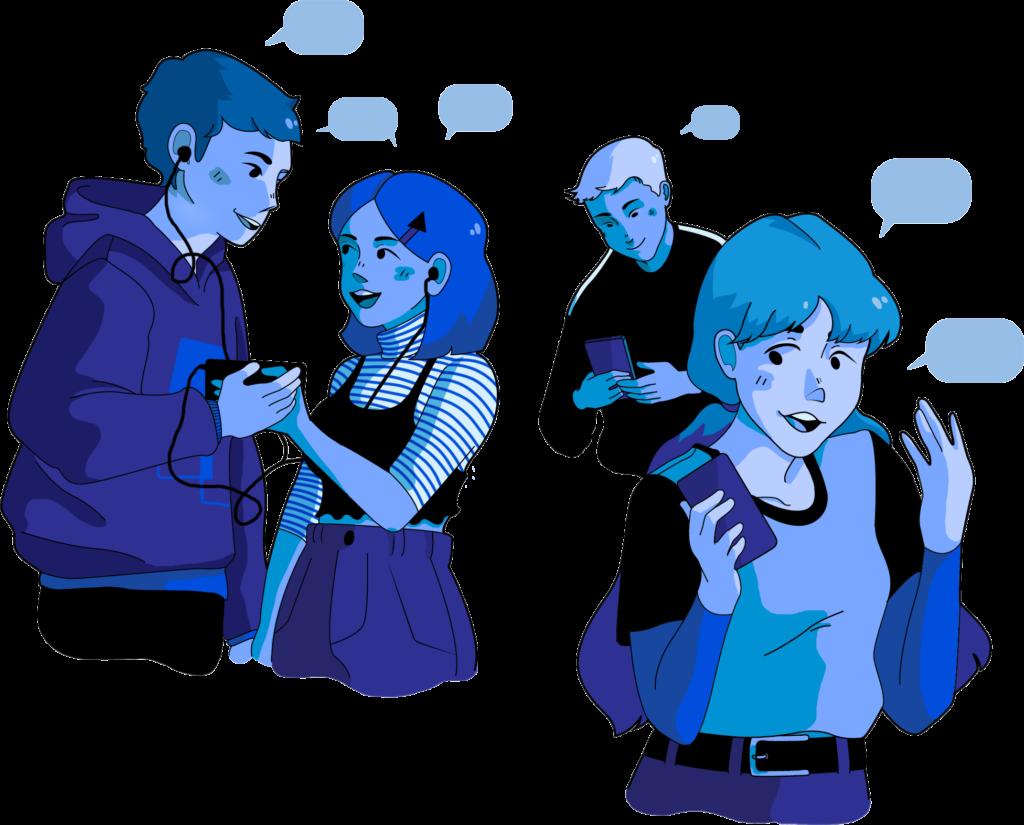 indexdesarrollo gestión de redes sociales
